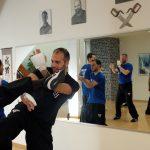 Training, Probetraining, Selbstverteidigung, Fachschule für Selbstverteidigung