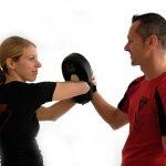 Selbstverteidigung, Schlagtechnik, Ellenbogenstoß