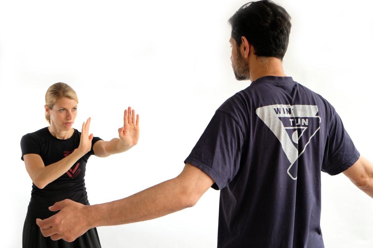 Selbstverteidigung für Frauen