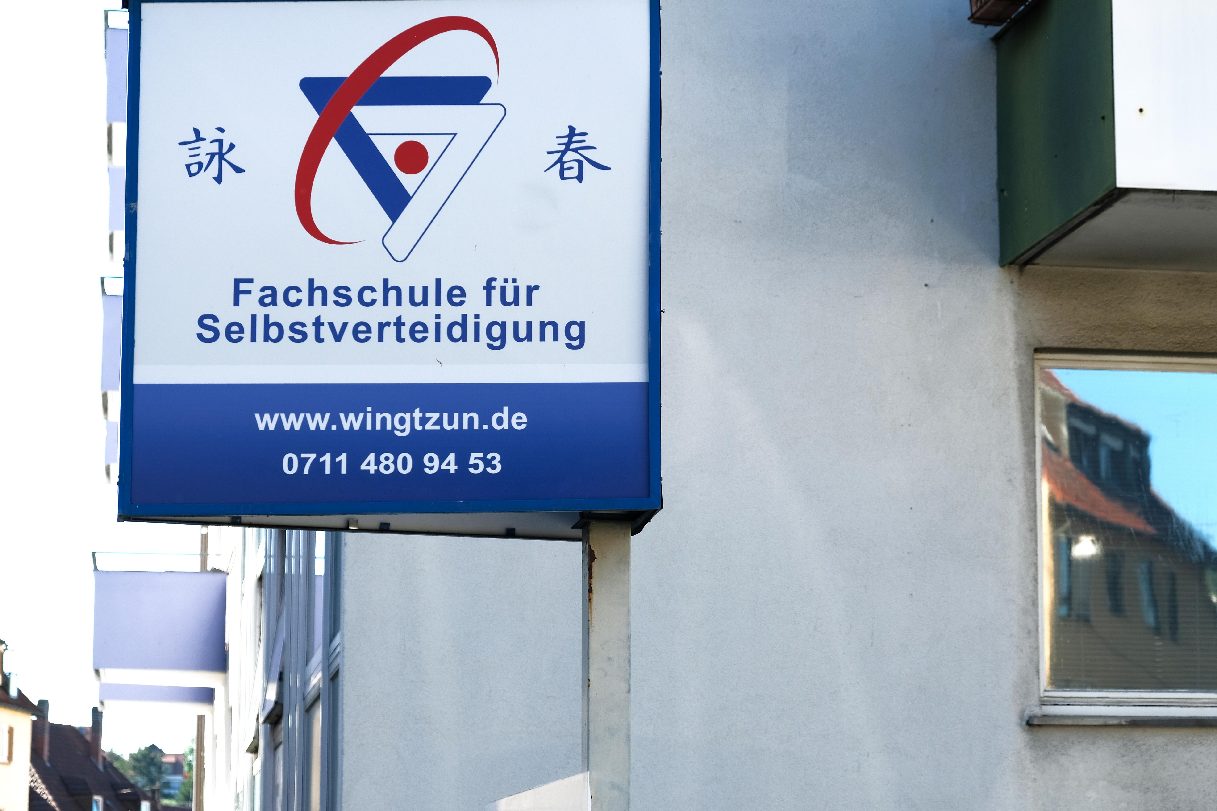 Wing Tzun, Wing Tsun, Adresse, Fachschule für Selbstverteidigung Stuttgart