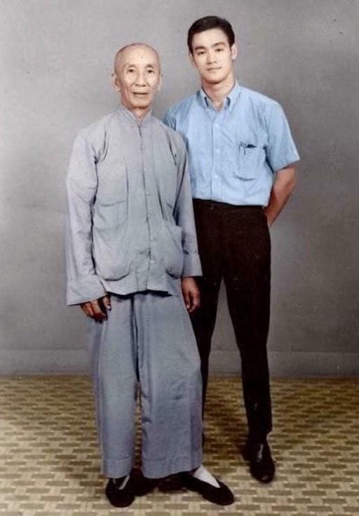 Yip Man und Bruce Lee, Wing Tsun, Wing Chun, Wing Tzun, Fachschule für Selbstverteidigung