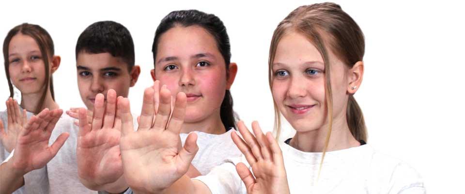 Selbstverteidigung für Jugendliche Stuttgart, Jungs und Mädchen ab 12 Jahre